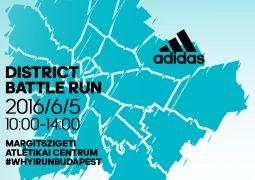 District Battle Run