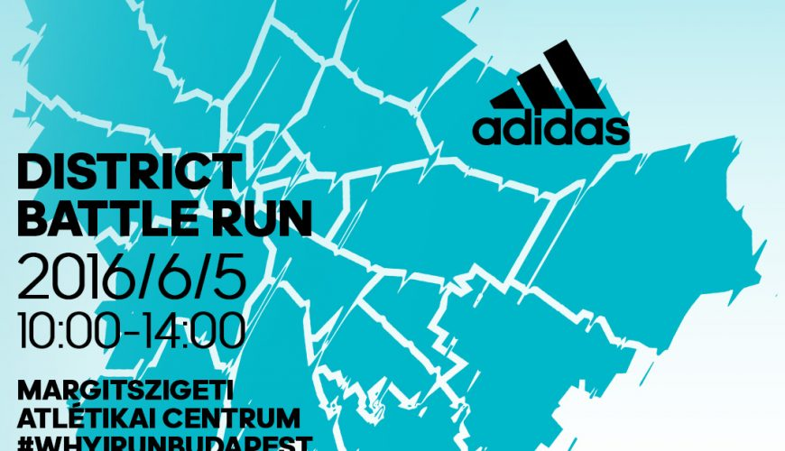 District Battle Run